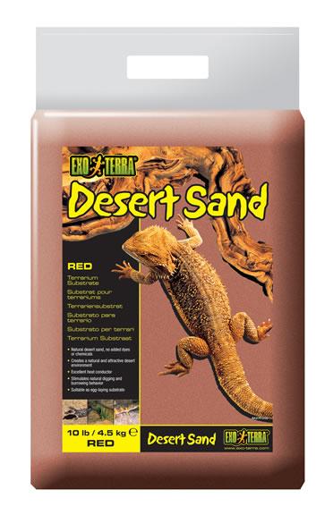 Ex desert sand gravel Red 4,5KG
