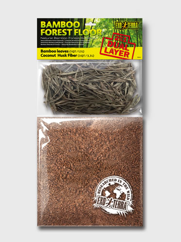 Ex natural bamboo forest substrate  4,4L