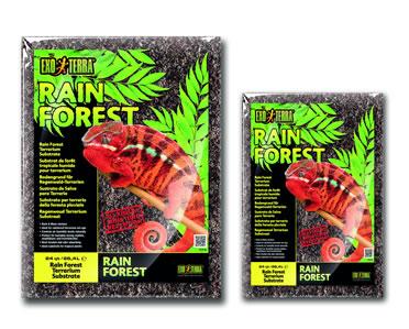 Ex rain forest terrarium substrate  26,4L