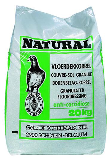 Natural floor dressing  20KG