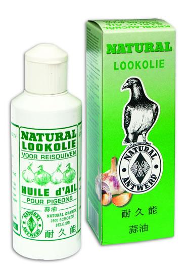 Natural garlic oil  a6 c24  200CC