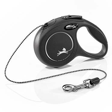 Flexi new classic corde Noir XS/3M