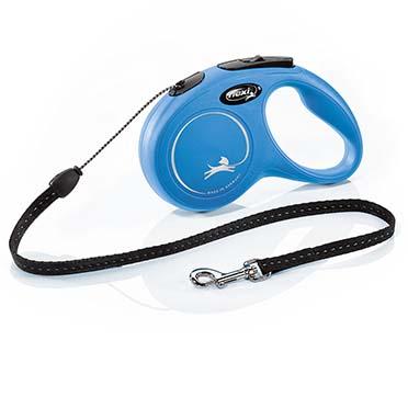 Flexi new classic corde Bleu S/5M