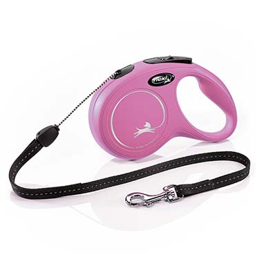 Flexi new classic cord Pink S/8M