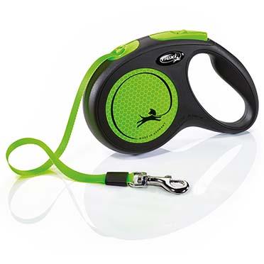 Flexi new neon tape Black/neon green M/5M