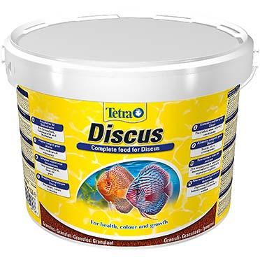 Discus granulaat        10l    1 mh  10L