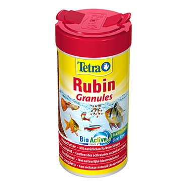 Rubin granules 250ml 48 ce  250ML