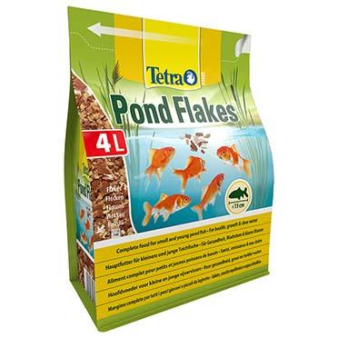 Pond flakes 4l 6 mg  4L