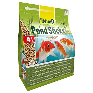 Pond sticks 4l 6 mg  4L