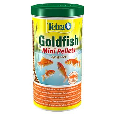 Pond goldfish minipellets 1l 12 mg  1L