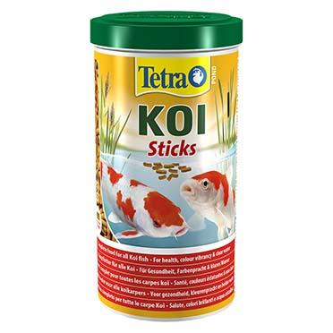 Pond koi sticks 1l 12 mg  1L