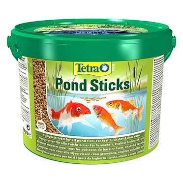 Pond sticks 10l 1 mg  10L
