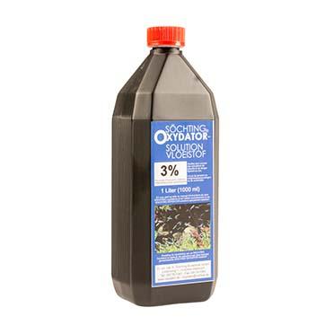 Oxydator liquid 3%  1l