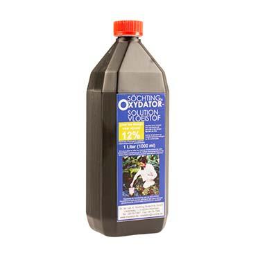Oxydator liquid 12%  1l