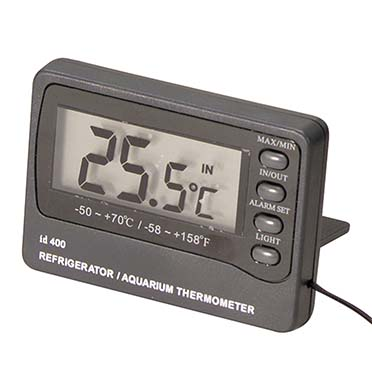 Digitalthermometer with alarm  0 tot 50 °C