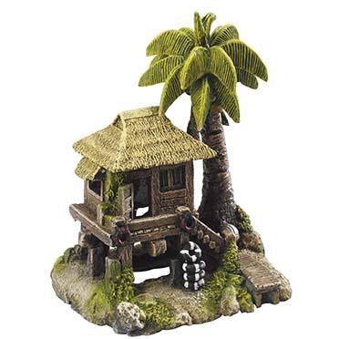 Tropical island  #3 19,5x15x22,7CM