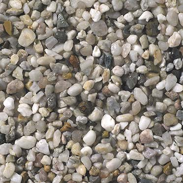 Aquarium gravel light coarse  3-6MM - 10kg