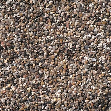 Aquarium gravel dark fine  1-3MM - 10kg