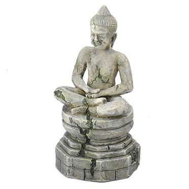 Bayon bouddha 1  9x8,5x17,5CM