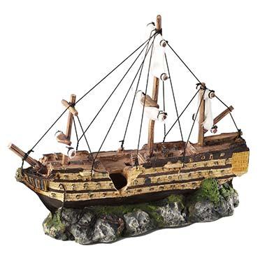 Sailing boat  37x12x28,5CM