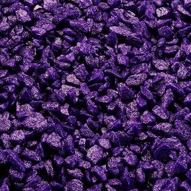 Glamour stone /urban Purple 6-9MM/2,0KG