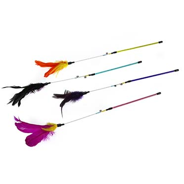 Fishing rod rosie Mixed colors 60CM