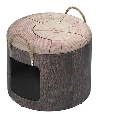 Petbox wood S - 30x26CM