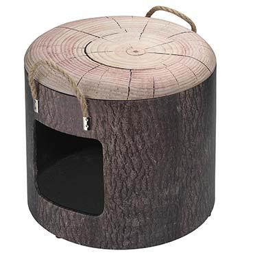Petbox wood M - 35x34CM