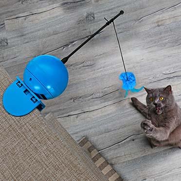 Foxy magic ball Blue