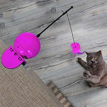 Foxy magic ball Pink