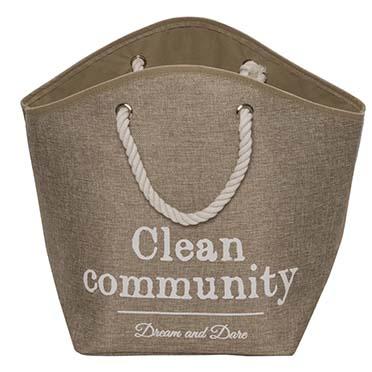 Homecollection pet-cave laundry bag 27x24x38cm