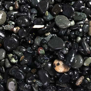 Aquarium gravel vulcano  2-5MM - 10kg
