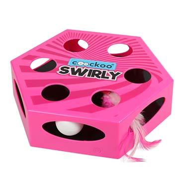 Swirly Pink 20,4x6,8x23cm
