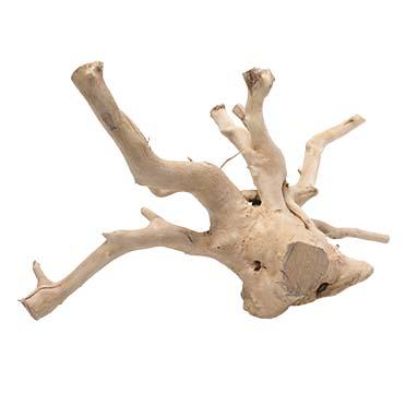 Driftwood pulido Brown M - 30-43cm
