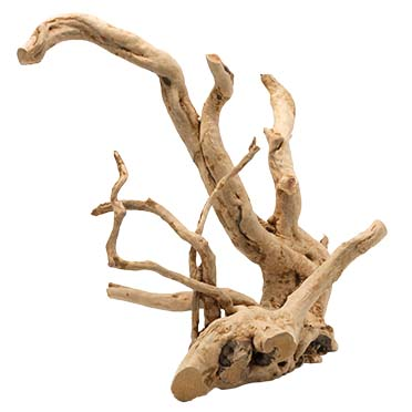 Driftwood pulido Brown L - 45-58cm
