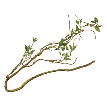 Plant branch thin Green 130cm