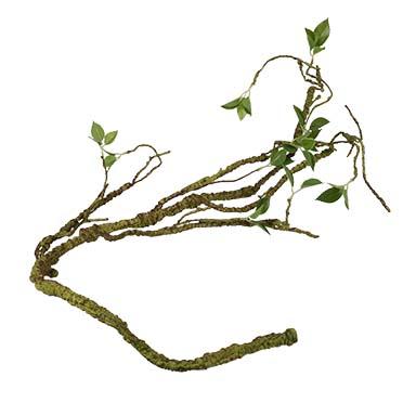 Plant branch thick Green 110cm