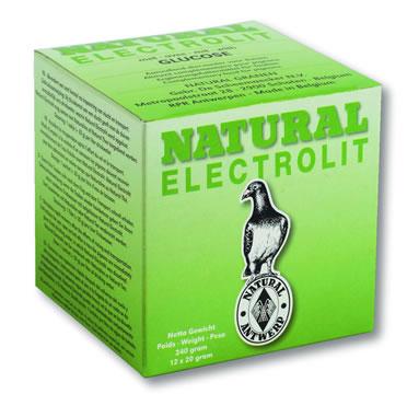 Natural electrolit 10pcs  20GR