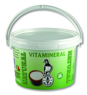 Natural vitamineral  a4 p180  2,5KG