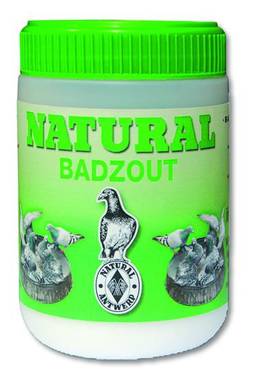 Natural bath salts a3 c12  650GR
