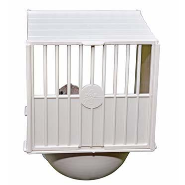 External luxury nest closed Beige 12x12x17cm