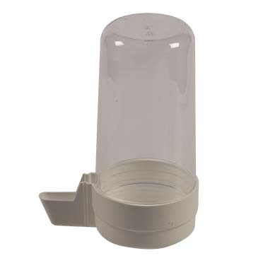 Super drinker with ring White 400ML