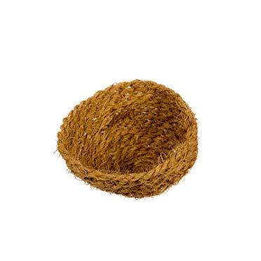 Coconut fibre nest medium 100pcs  10cm