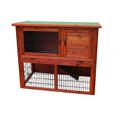 Woodland rabbit hutch redmond classic  104x52x97CM
