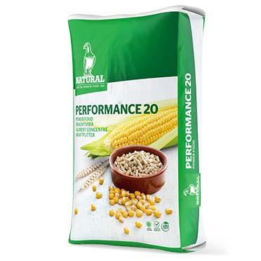 Natural performance 20  20kg
