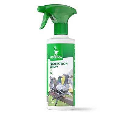 Natural pigeon protect spray  500ml