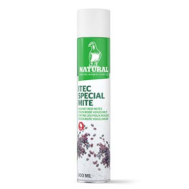 Natural itec special mite  500ml