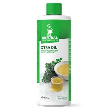 Natural x`tra oil  450ml