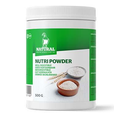 Natural nutripowder+  500g