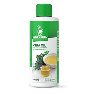 Natural x`tra oil  200ml